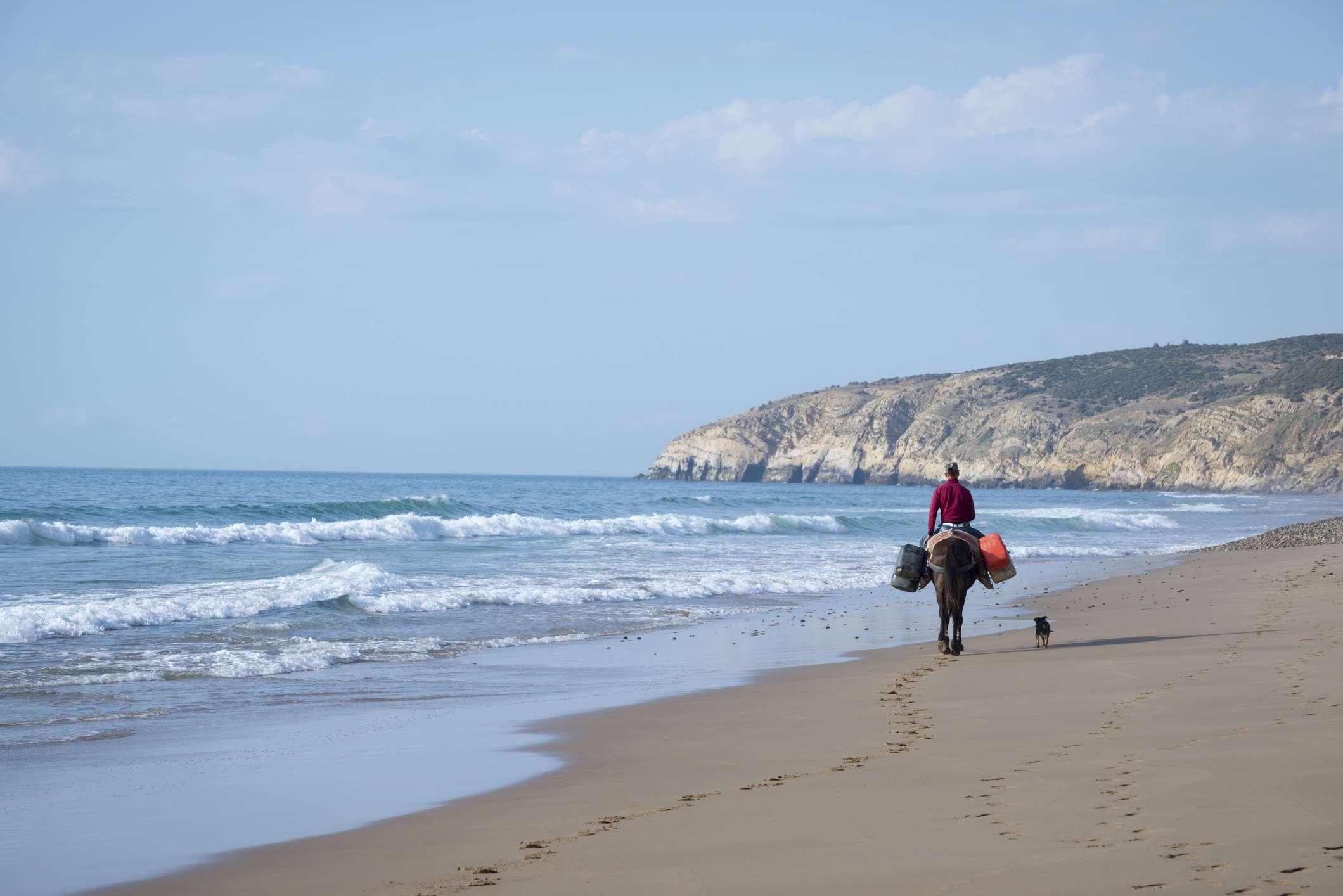 Paradise Beach, Asilah