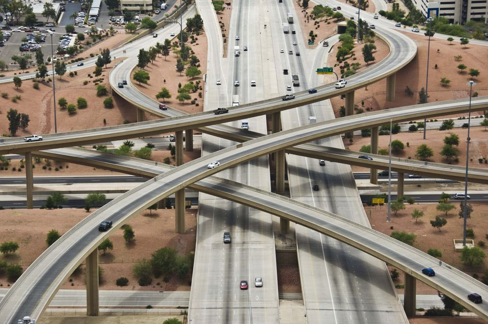 Phoenix freeways