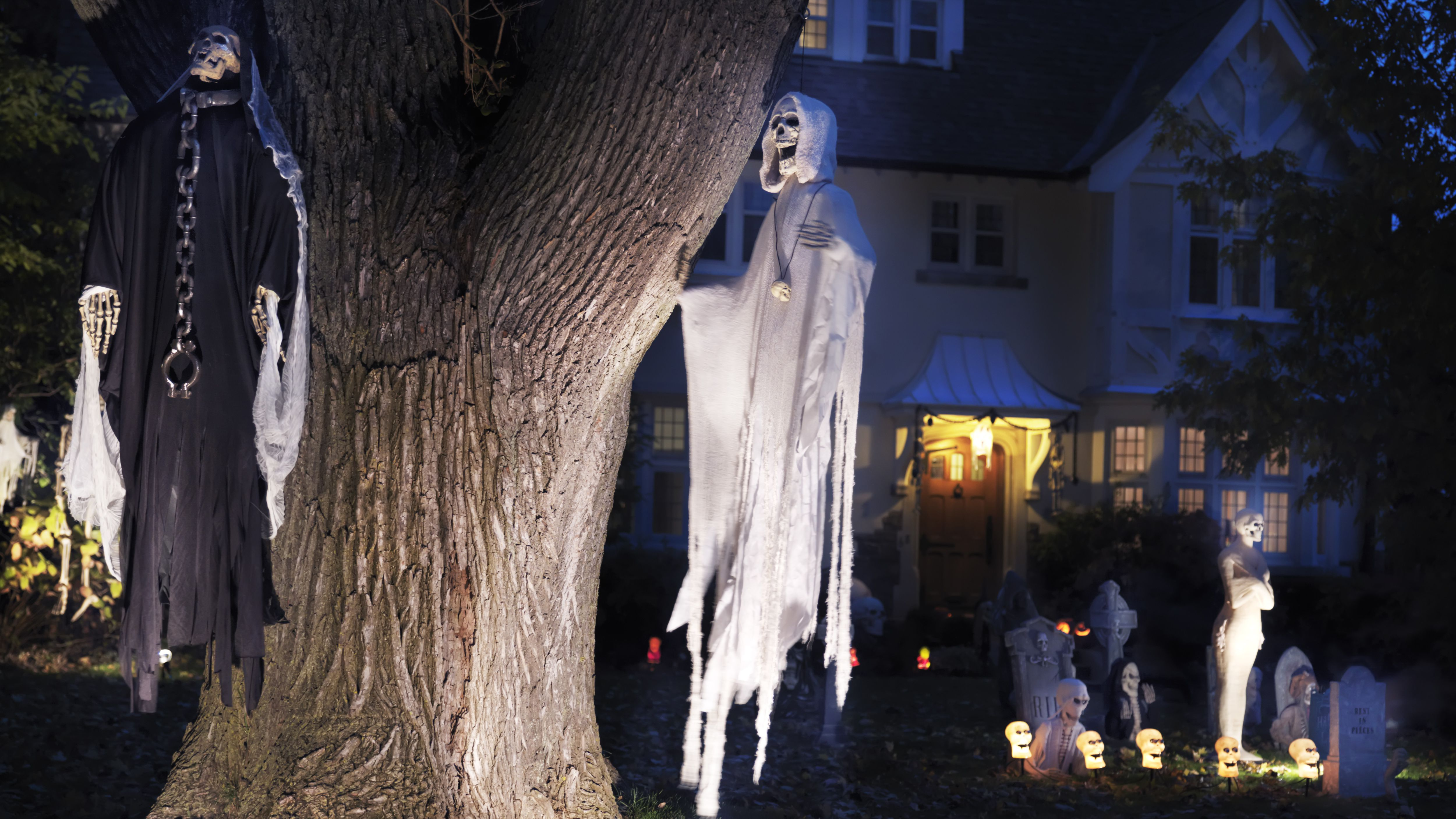 Best Haunted Houses In Nashville