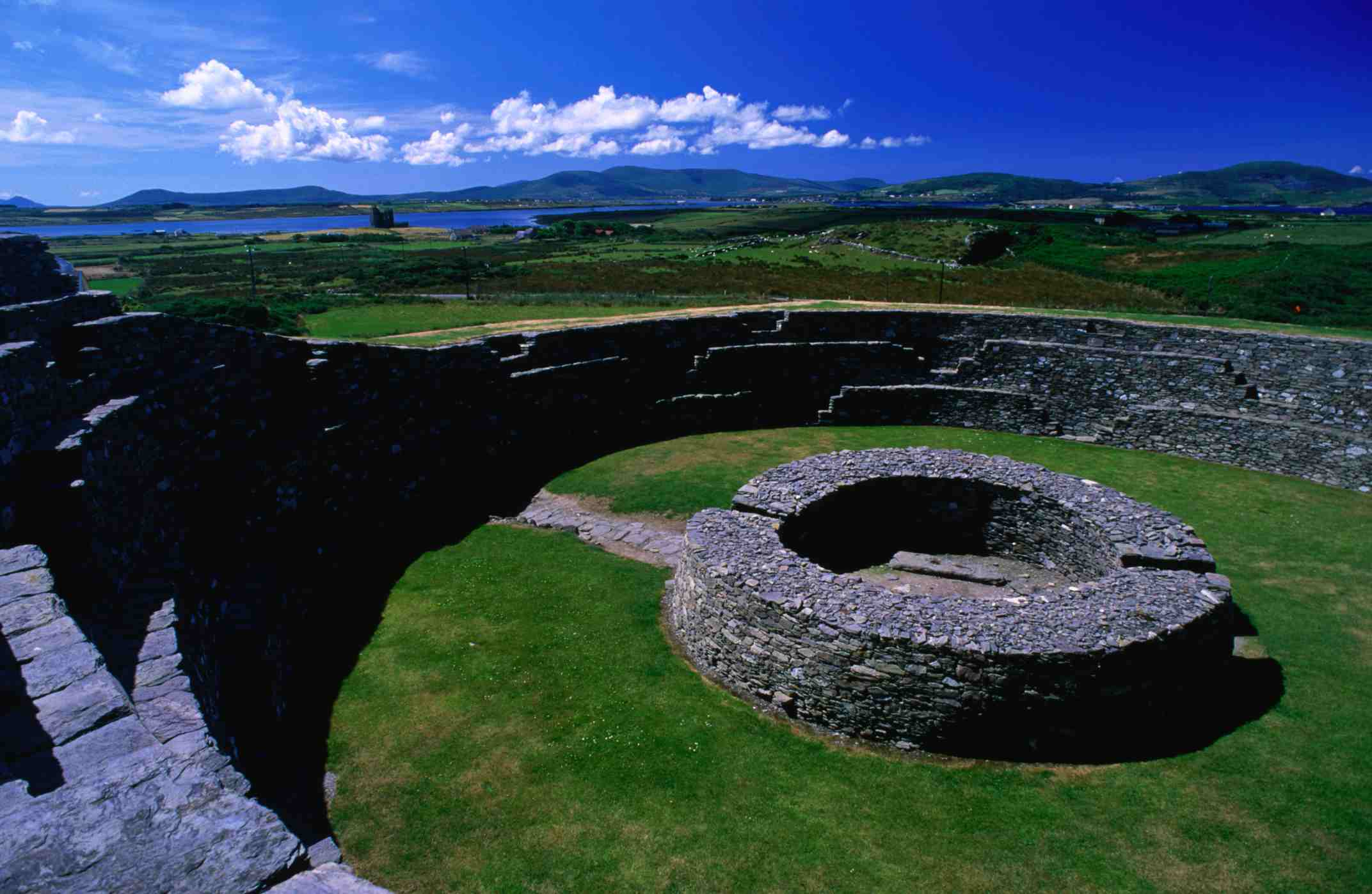 The Cahergal Ring Fort