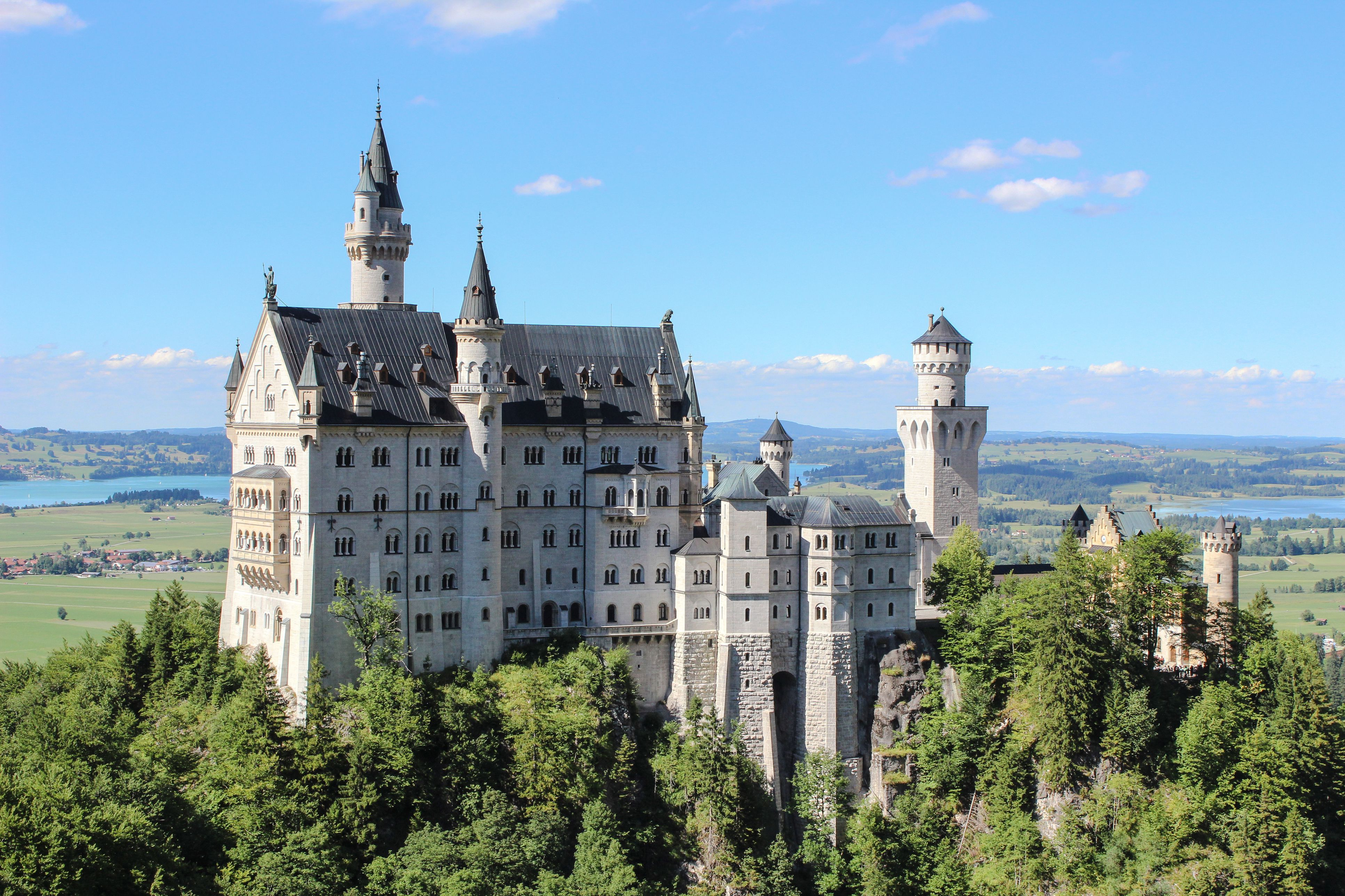 Top Places to Visit in the South of Germany