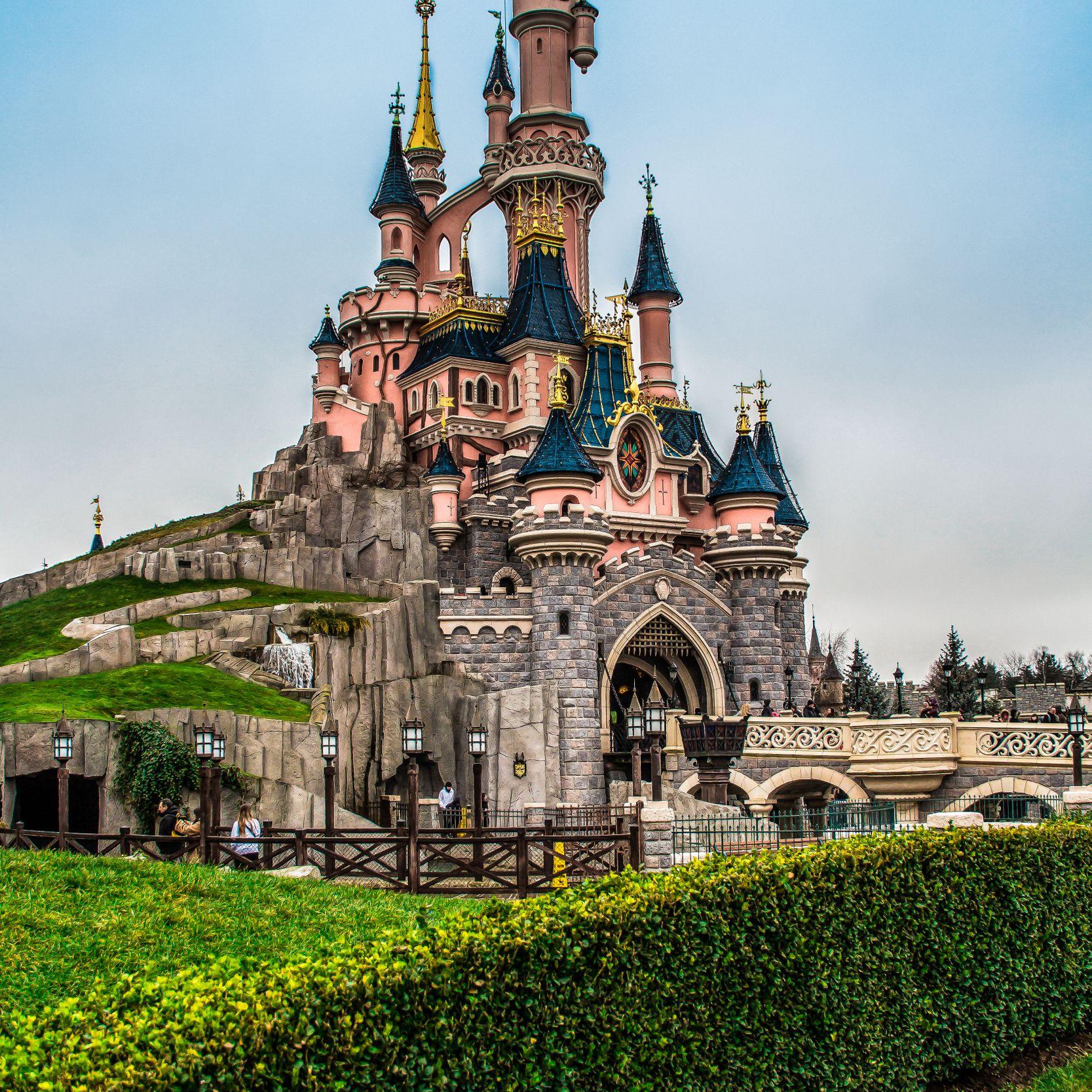 Disneyland Resort near Paris