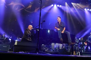 Billy Joel Performs 100th Lifetime Performance At Madison Square Garden