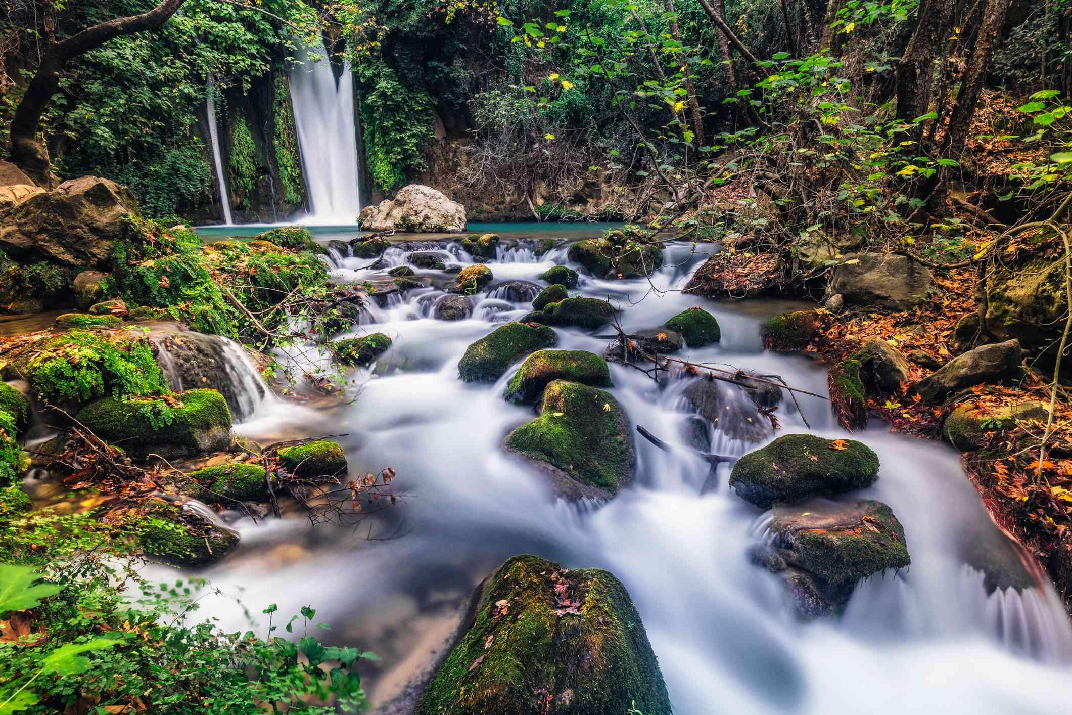 Banias, Israel