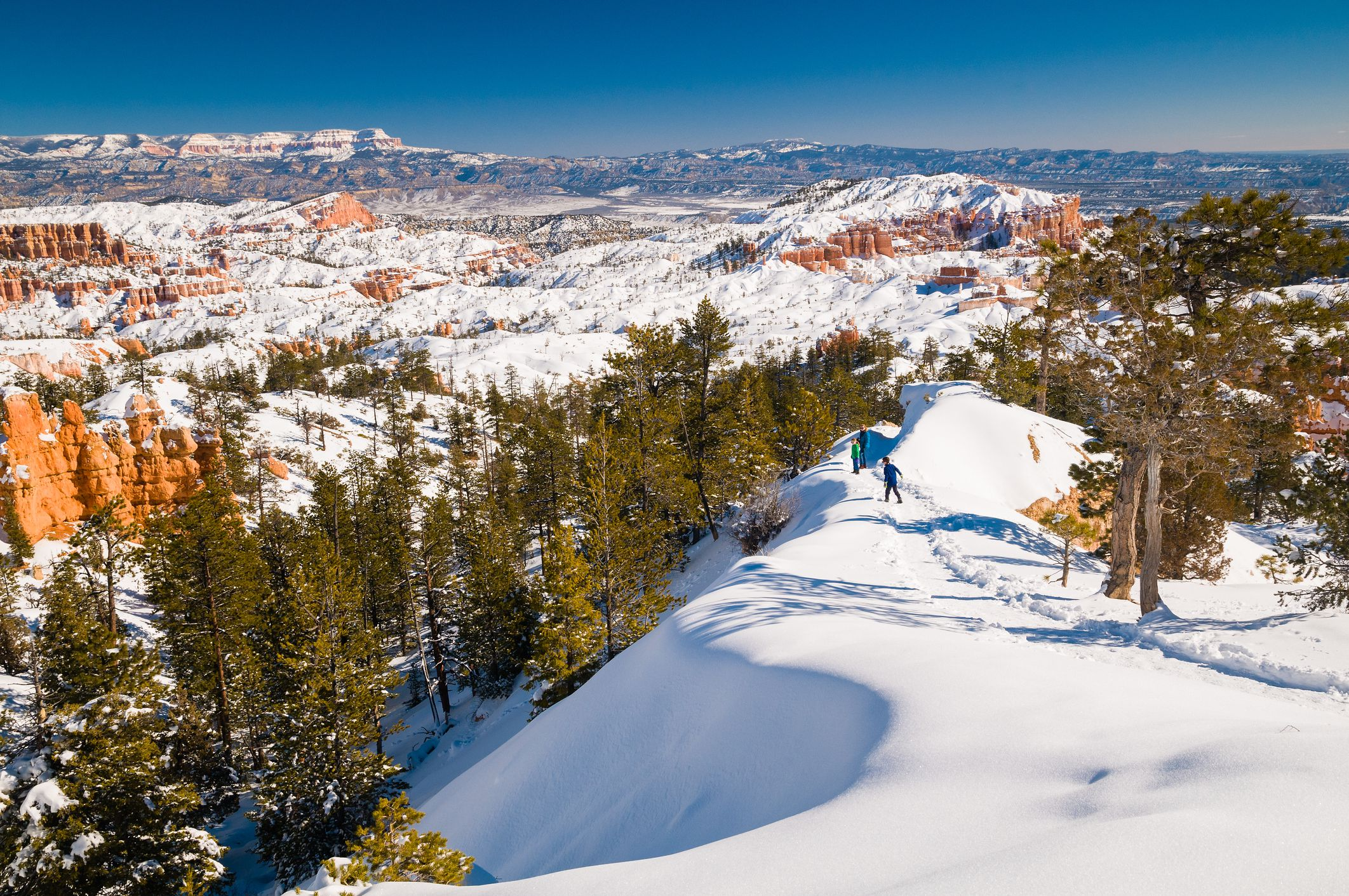 The Best Winter Getaways for Families