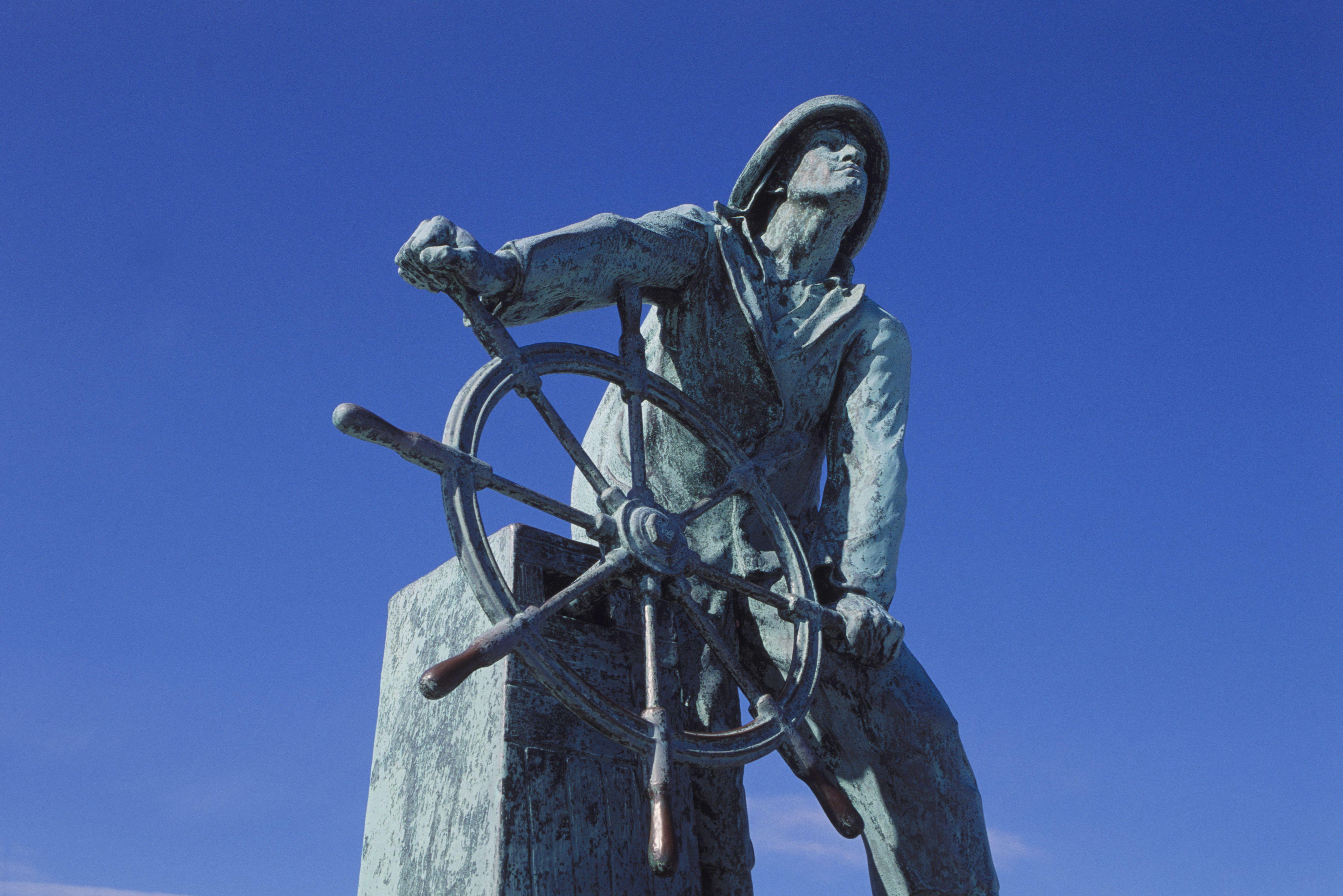 Monumento a los pescadores de Gloucester