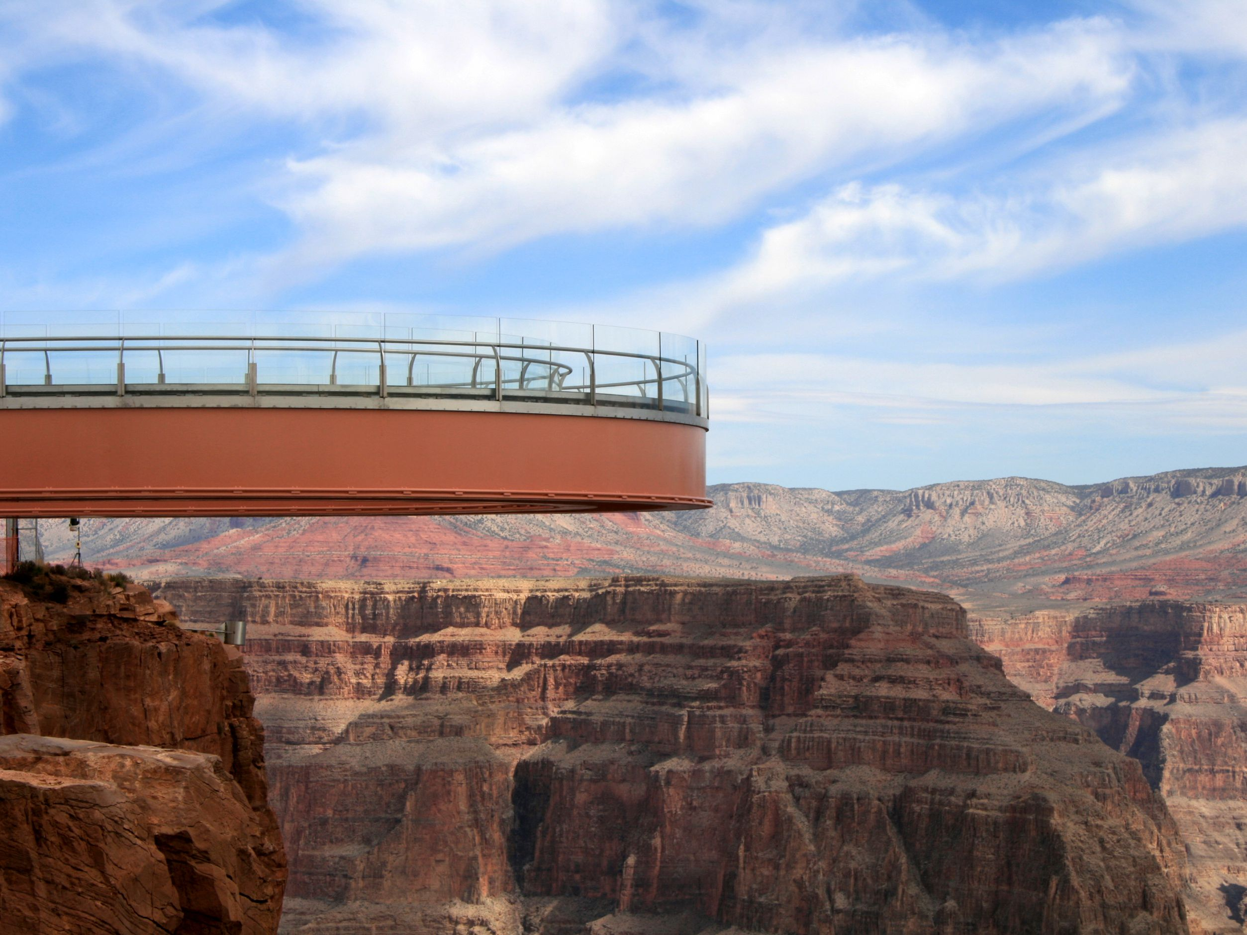 Grand Canyon West And The Skywalk Guide
