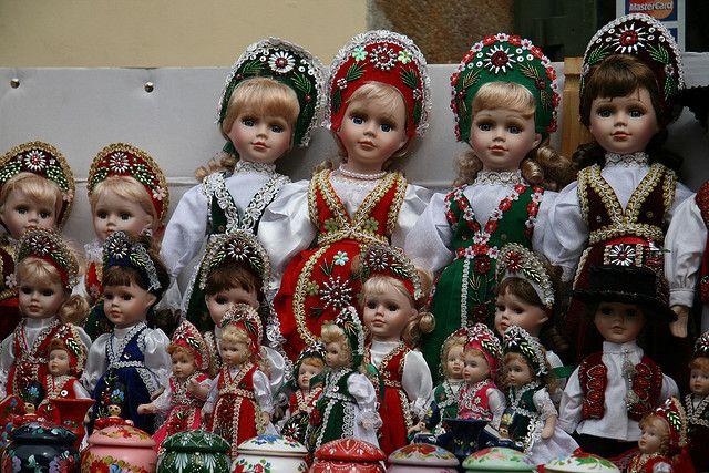 Hungarian Dolls