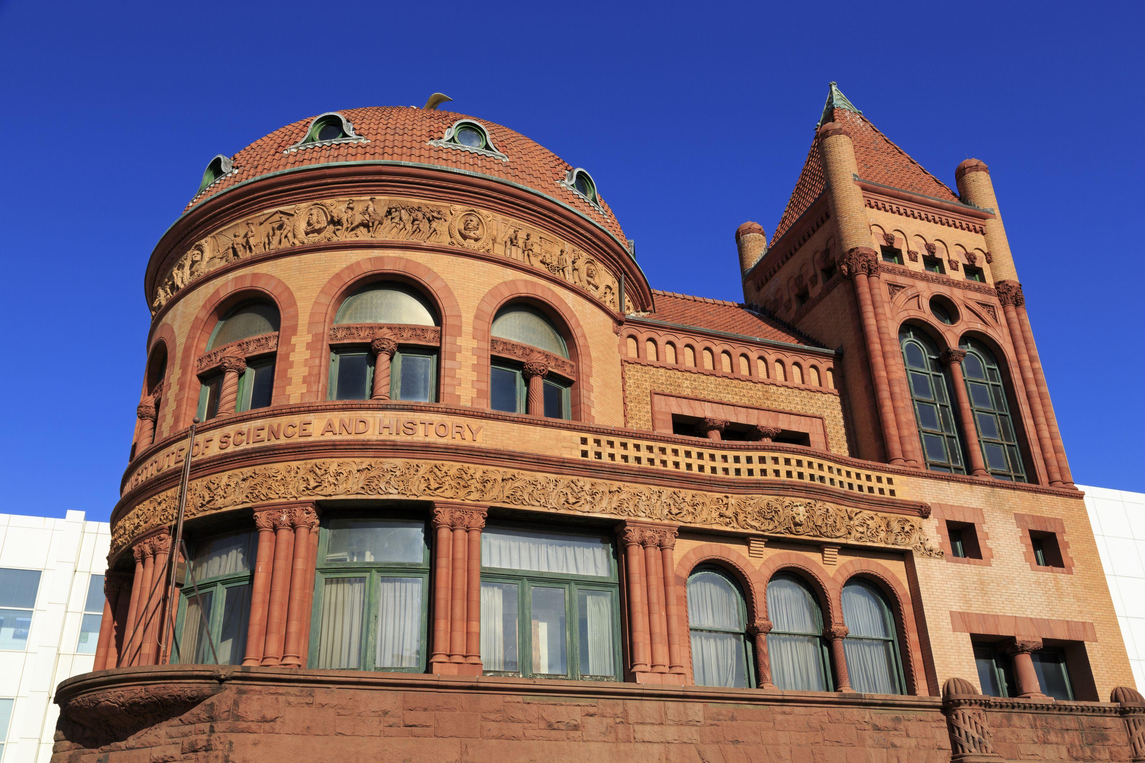The Barnum Museum, Bridgeport, Connecticut, USA