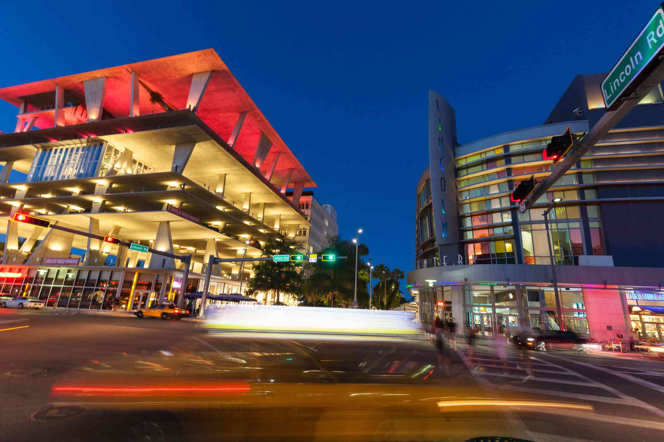 Lincoln Center and 1111 Lincoln Road Garage