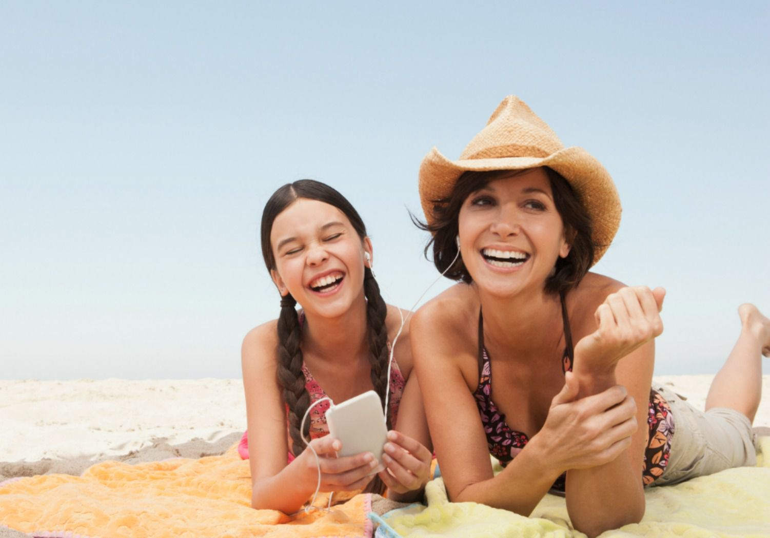 Essential apps for family beach vacations