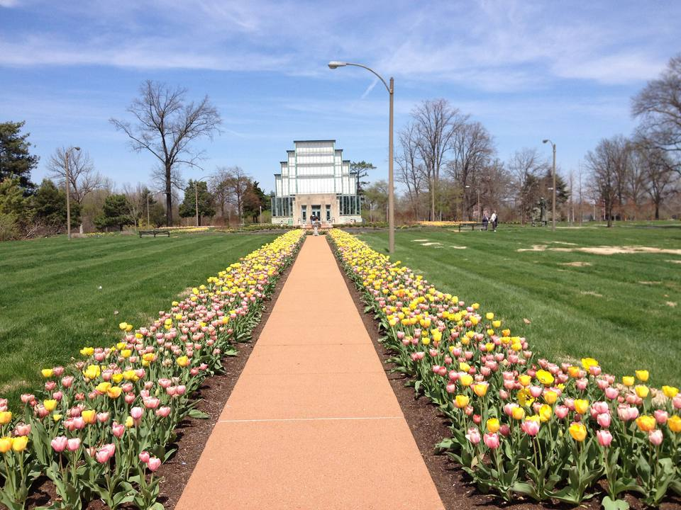 A Visitor\'s Guide to the Jewel Box in Forest Park