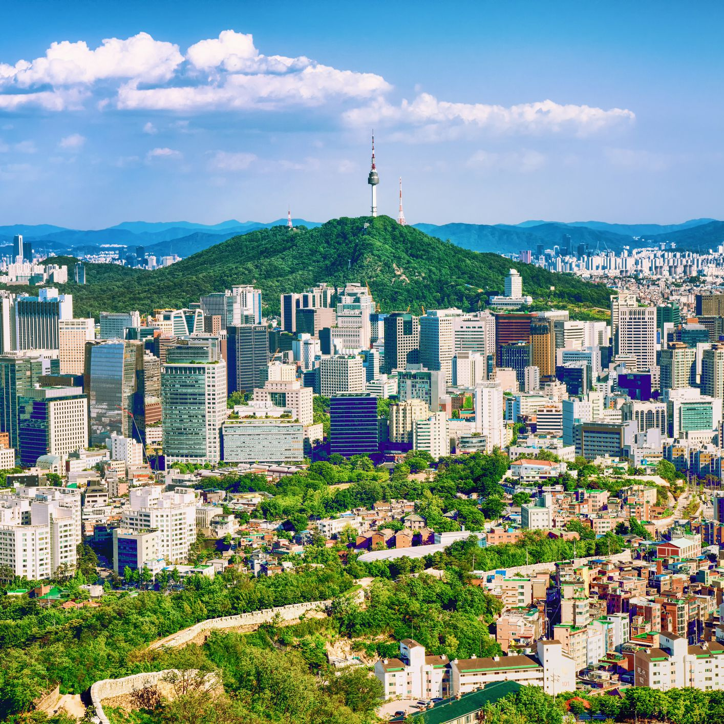 Weather in Seoul: Climate, Seasons and Average Monthly Temperature