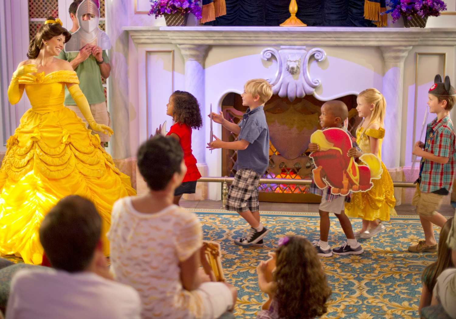 8 Beauty And The Beast Experiences At Disney World