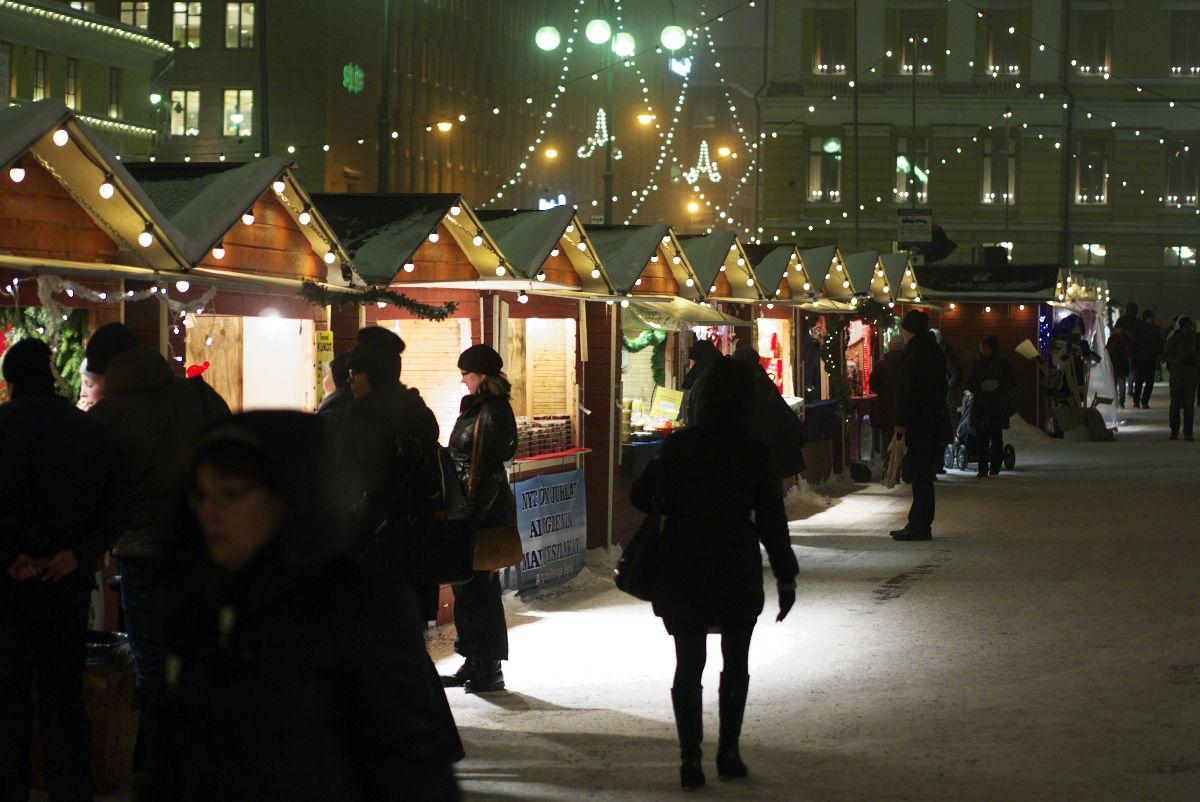 St. Thomas' Market, Helsinki