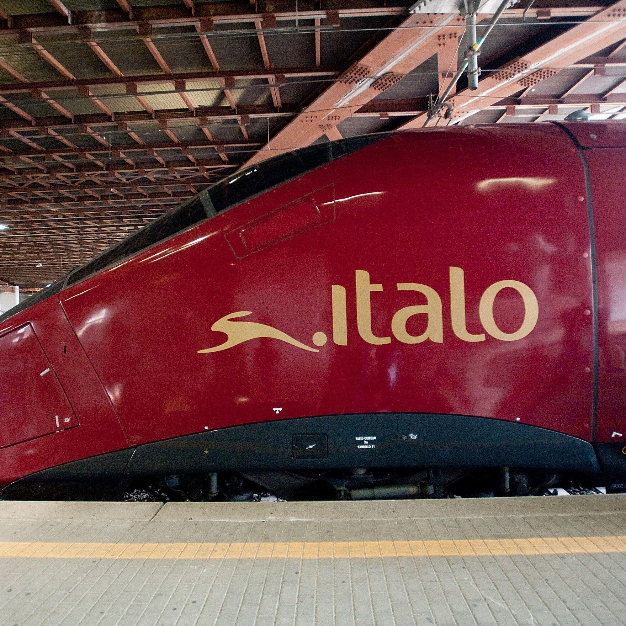 Wondrous Italys Private High Speed Rail Line Italo Beatyapartments Chair Design Images Beatyapartmentscom