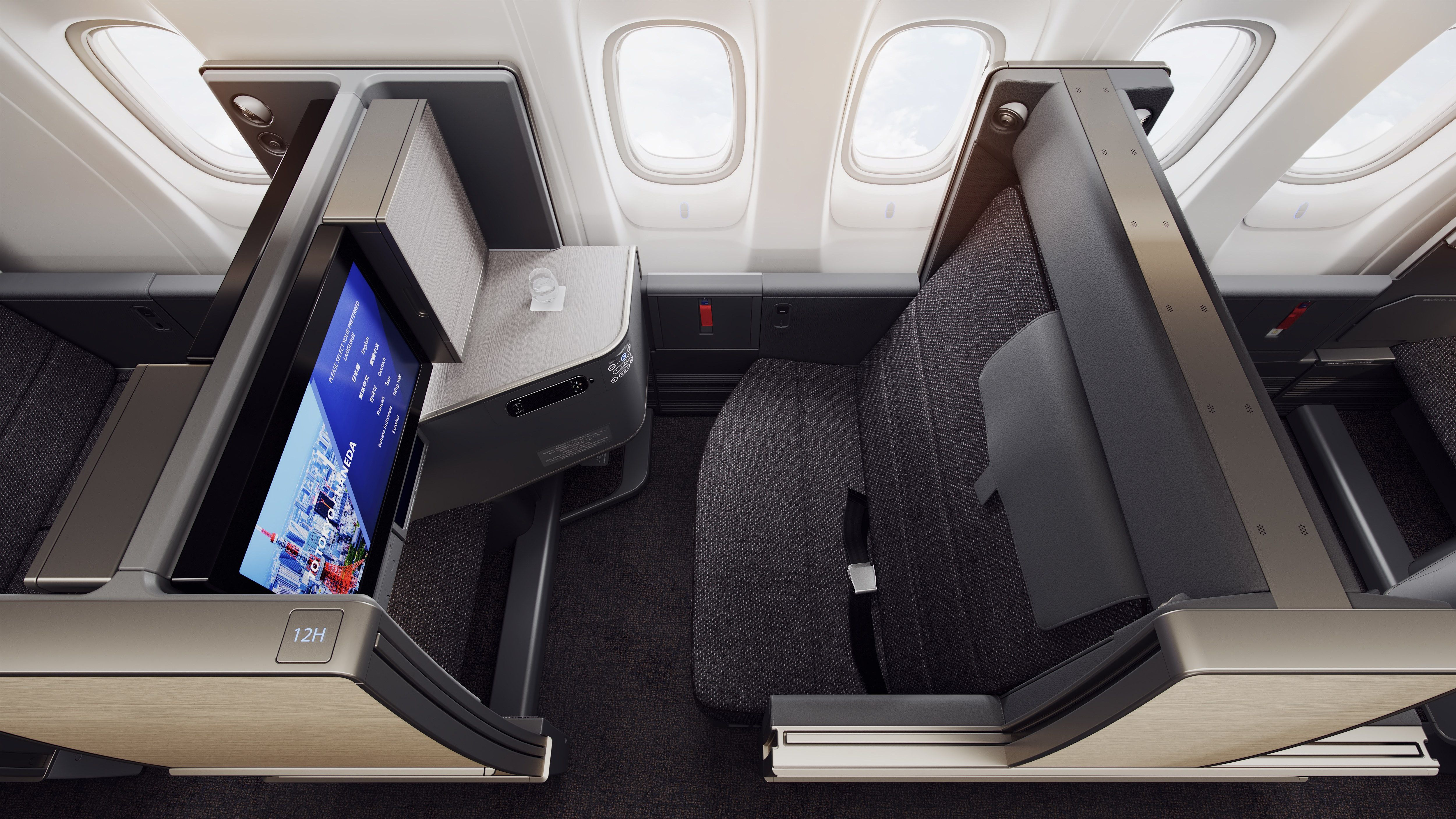 A Review of ANA's New Business Class on the Boeing 777-300ER