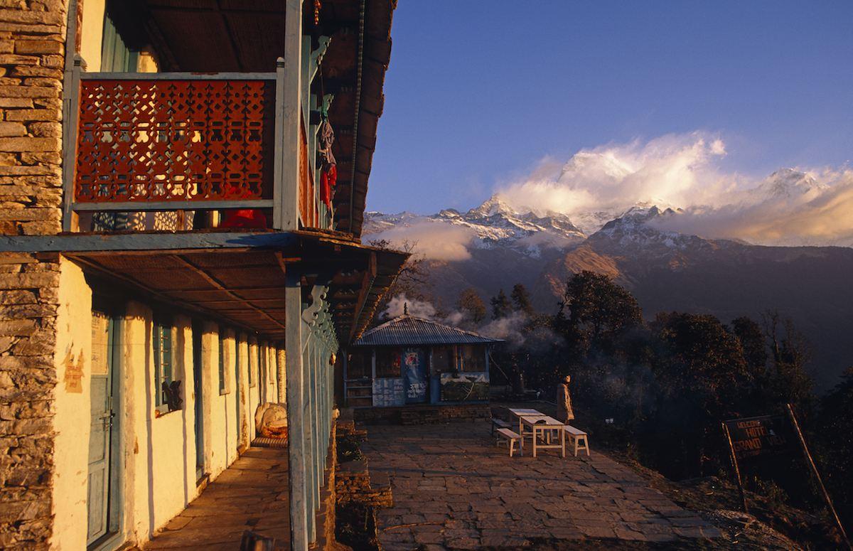 Hiking the Annapurna Circuit