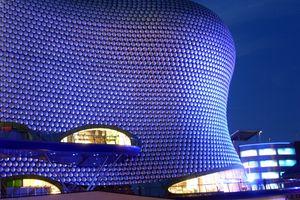Selfridges building in Birmingham, England