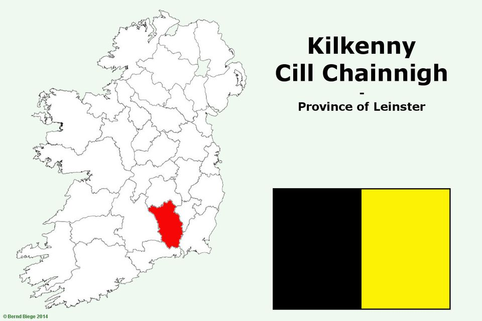 Map Of Ireland With Counties And Provinces.Counties In The Province Of Leinster