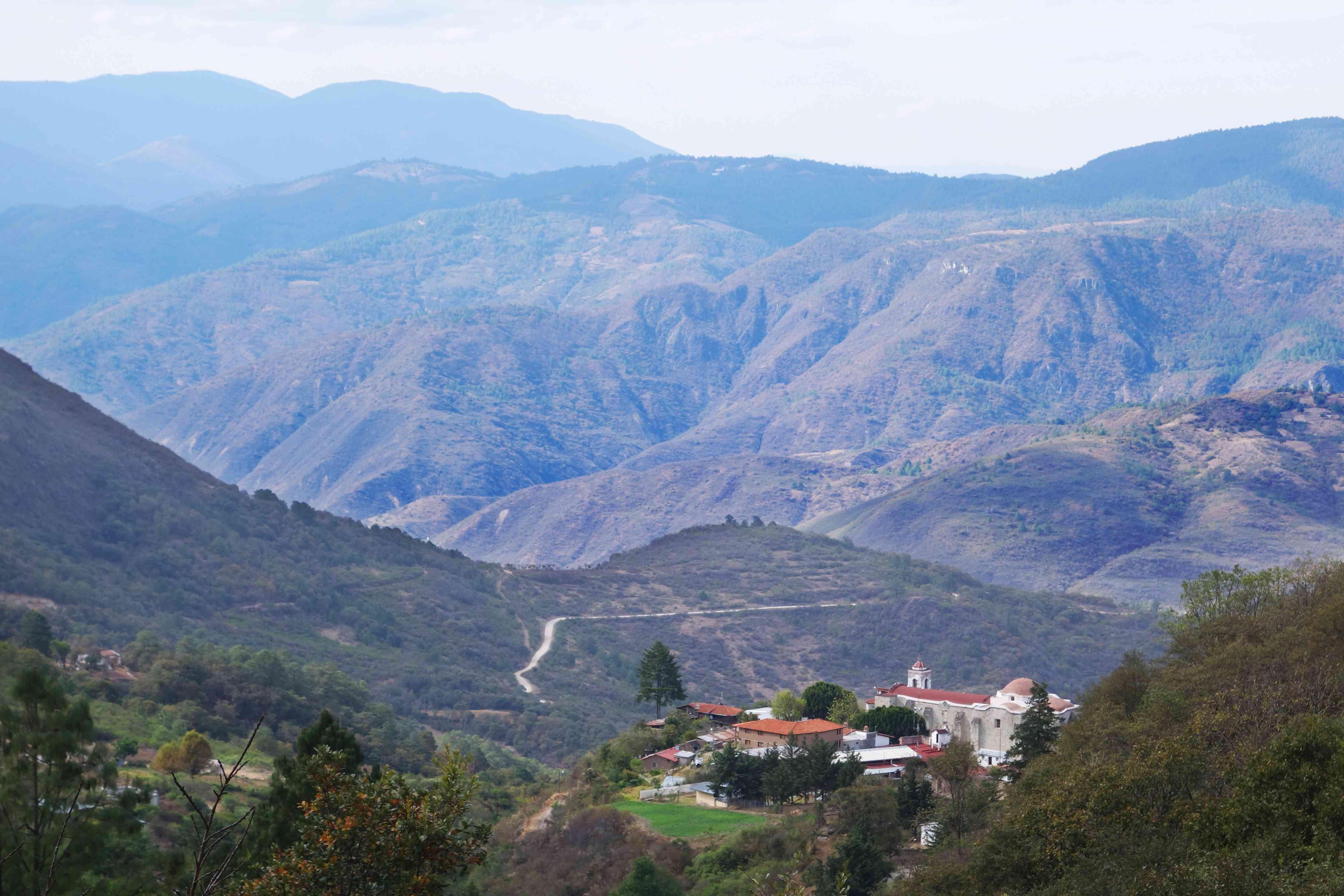 Sierra Norte Mountain villages