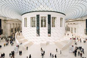 The British Museum Main Lobby