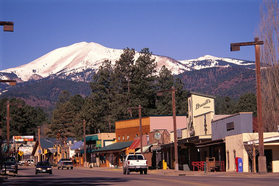 Main Street in Ruidoso