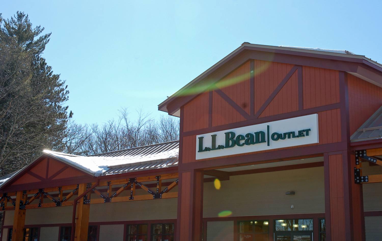 L.L. Bean Outlet Store New Hampshire