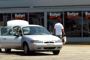One way car rentals can be expensive.