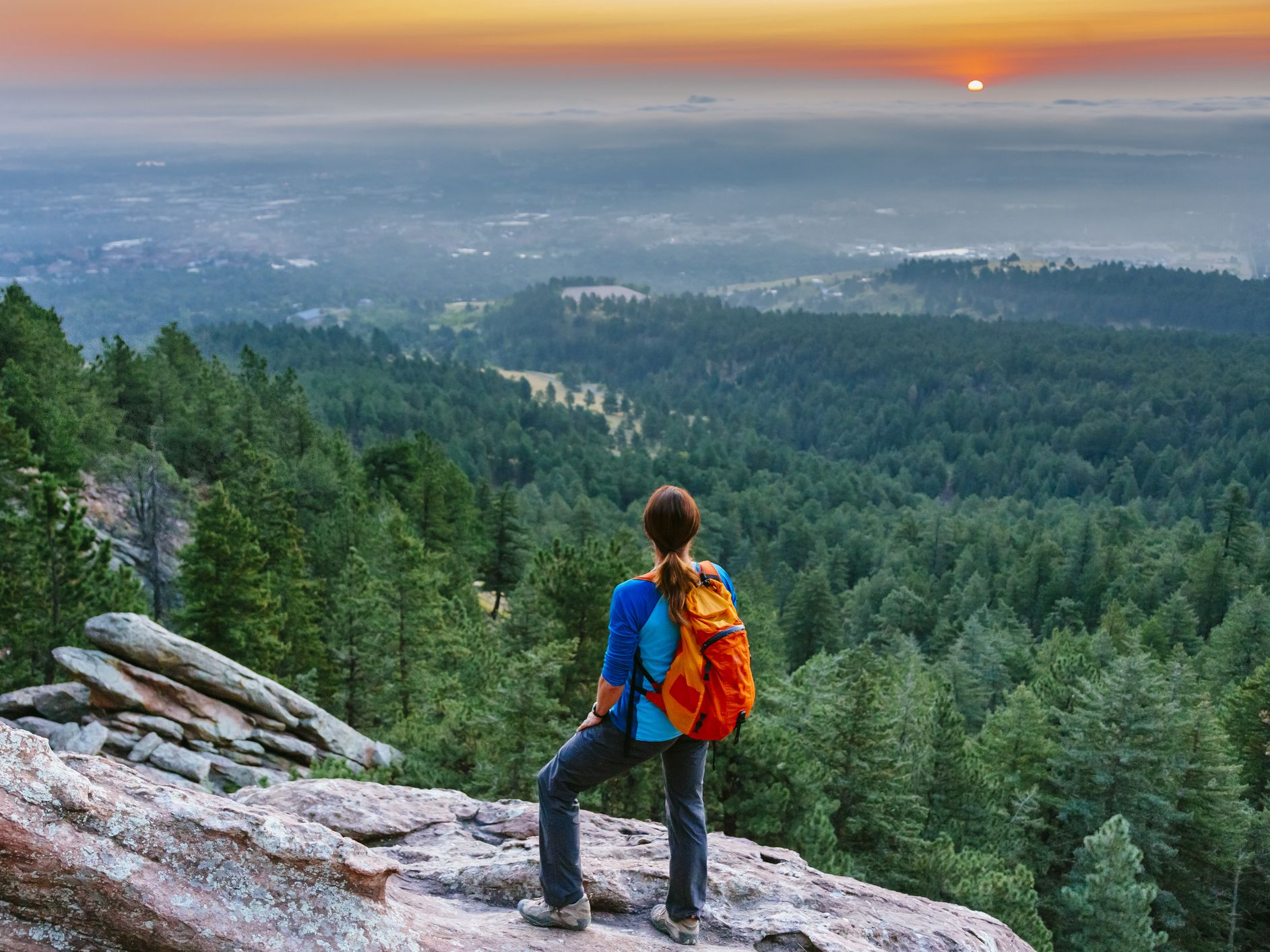 Terrific The Best Short Hikes Around Boulder Colorado Complete Home Design Collection Barbaintelli Responsecom