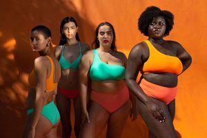 Girlfriend Collective swimwear