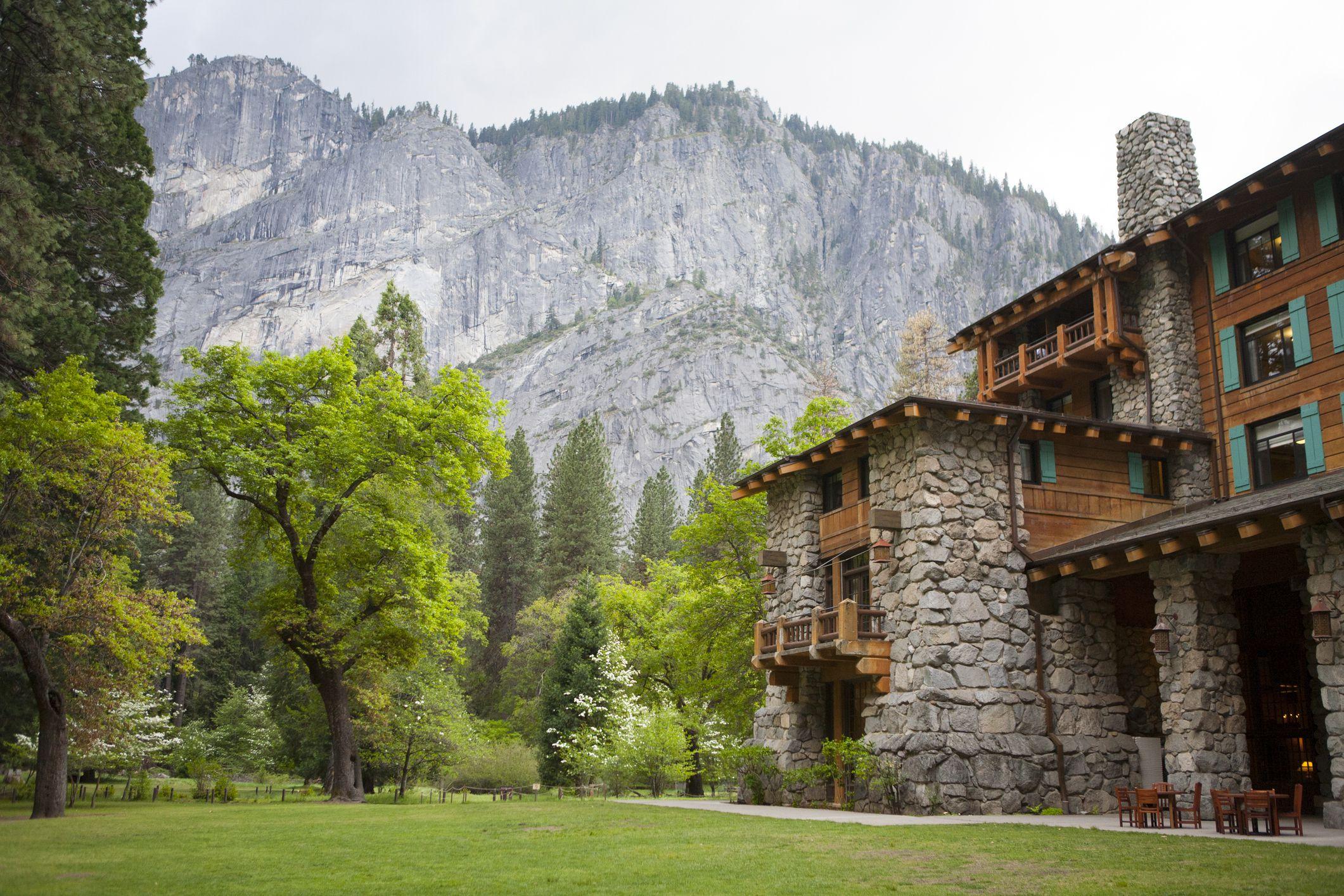 The 9 Best Hotels Near Yosemite National Park in 2019 Yosemite Map Of Hampton Inns on