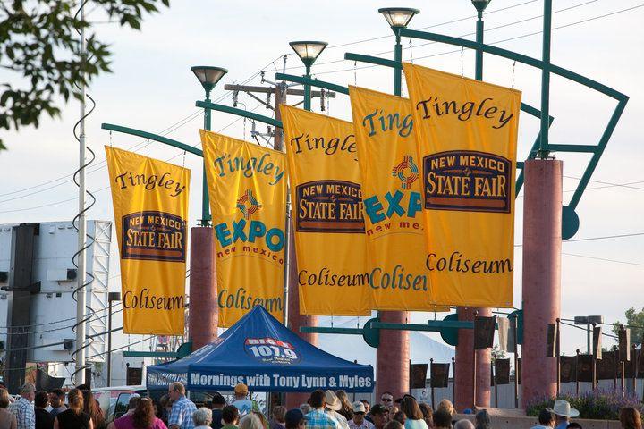 New Mexico Fairgrounds
