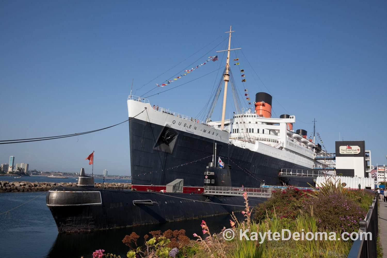 Queen Mary en Long Beach