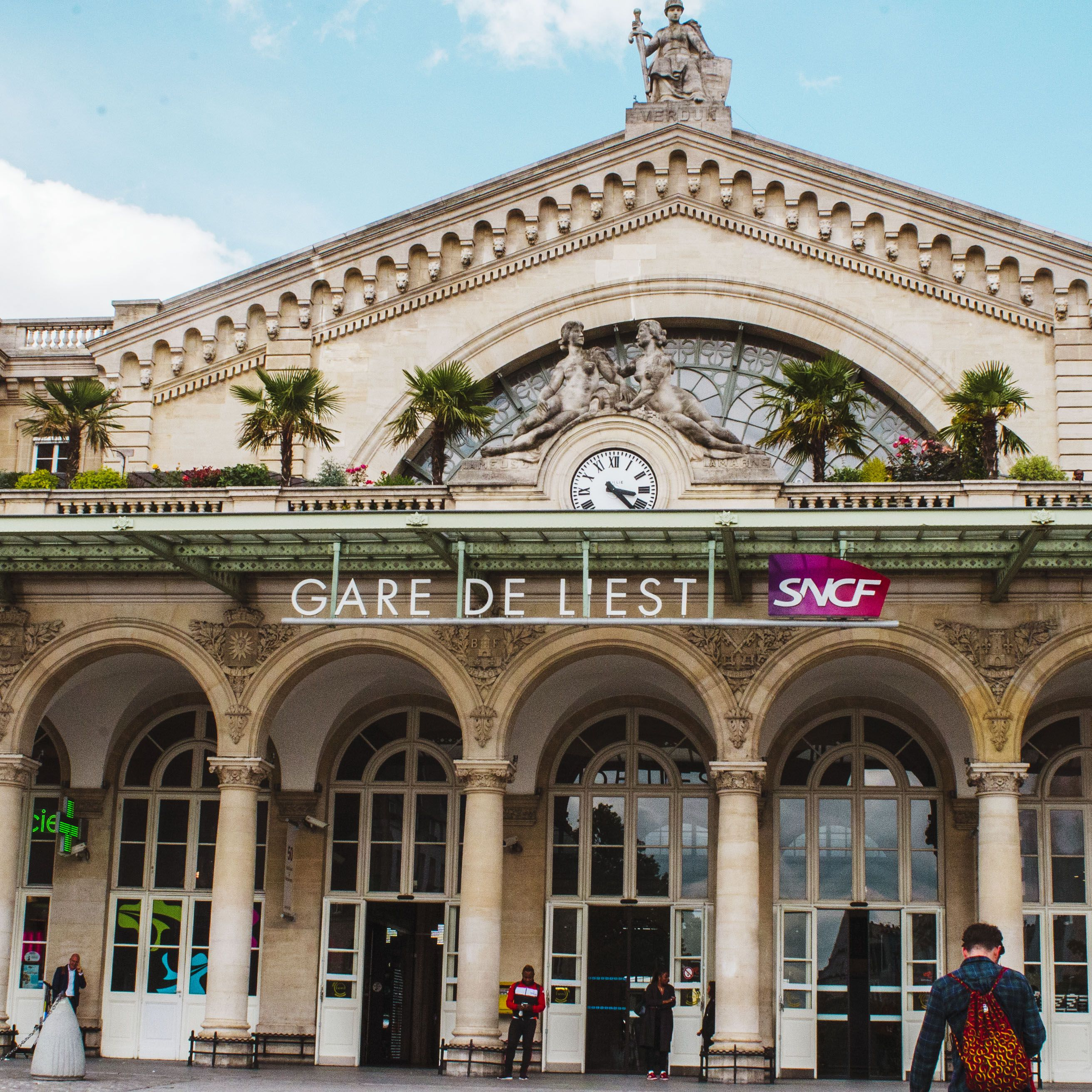 Guide To Major Train Stations In Paris