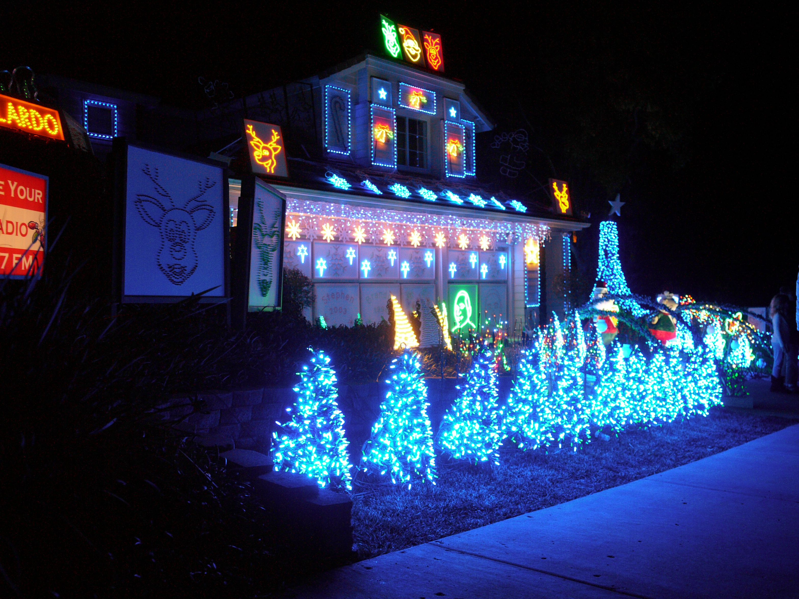 San Diego Christmas Lights.Things To Do For Christmas In San Diego