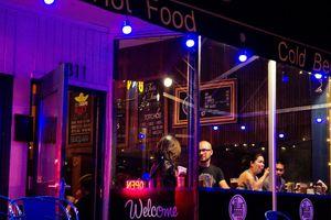 Blue Door Pub, St. Paul, Minnesota