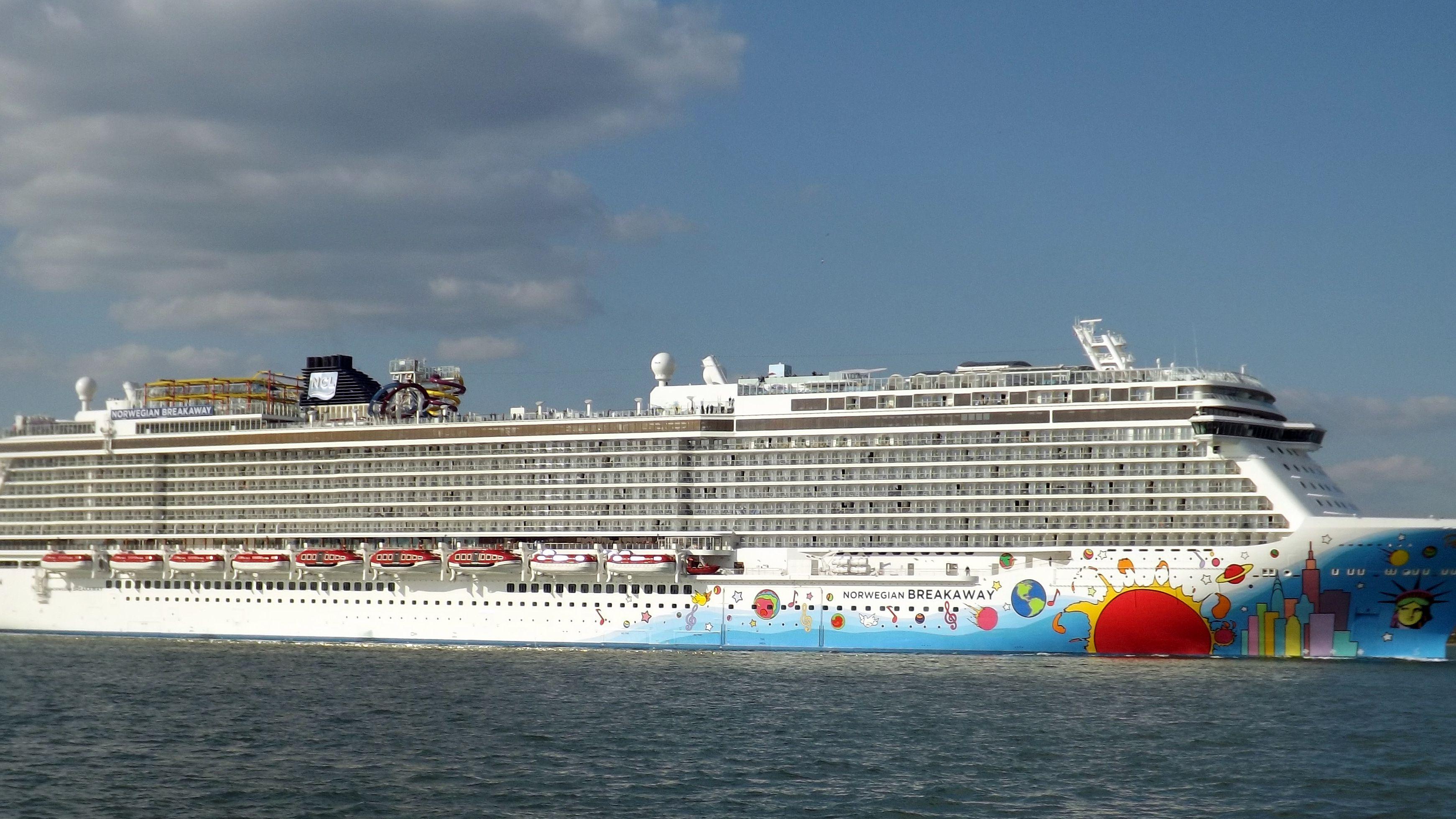 Norwegian Breakaway Cruise Ship Cabins And Suites