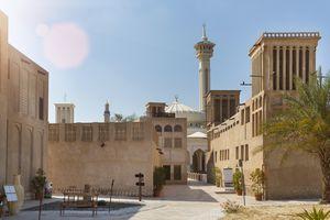 United Arab Emirates, Dubai, Al Bastakiya