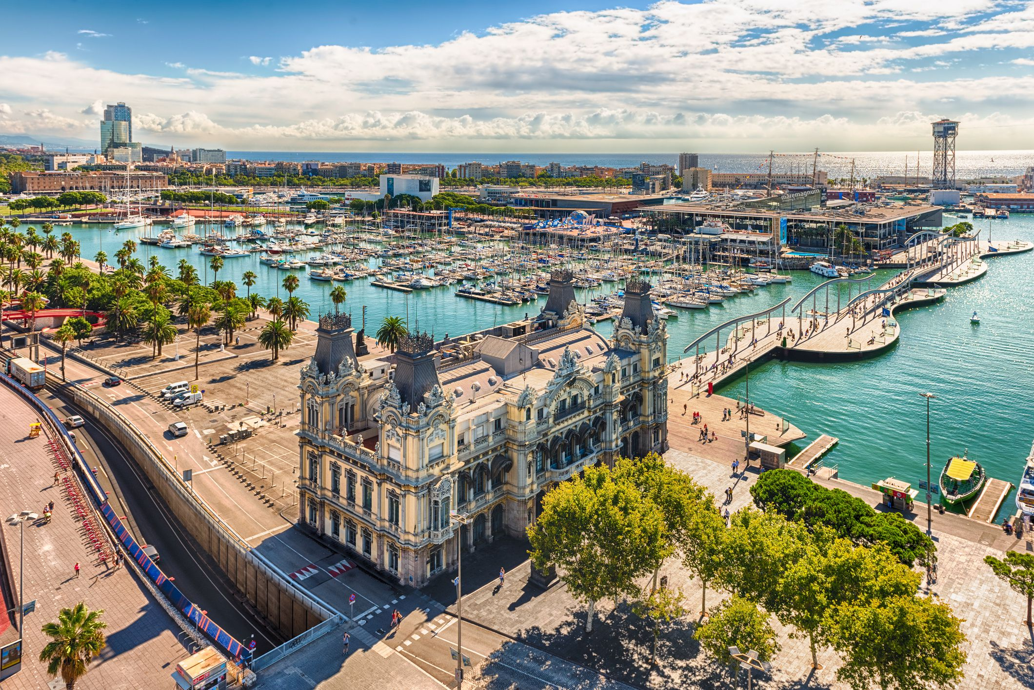 Madrid, Barcelona and Valencia: Itineraries and Tours