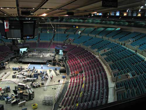 Madison Square Garden 'All Access Tour'
