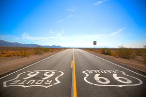 Road Trips on Route 66