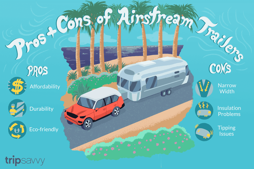 what to know about airstream trailers