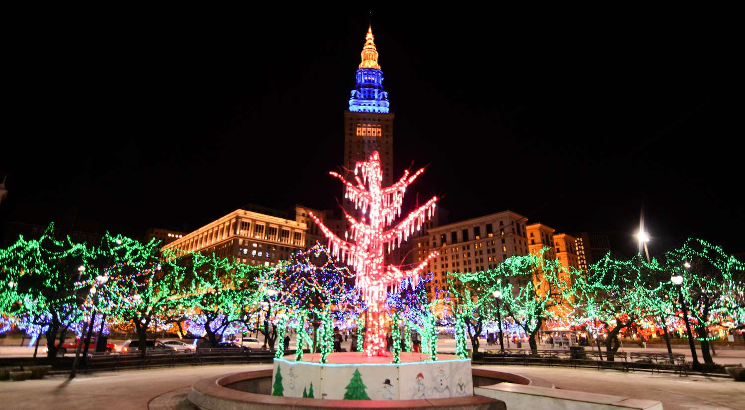 Cleveland Christmas.Top Cleveland Christmas Activities