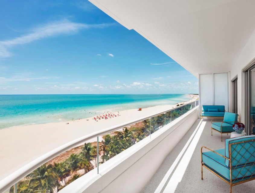 Best Overall A Hotel Miami Beach