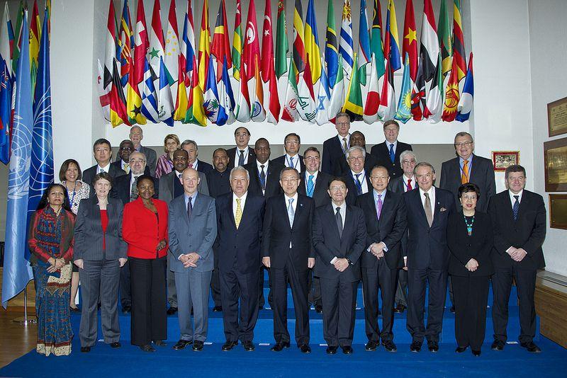 UNWTO Executives