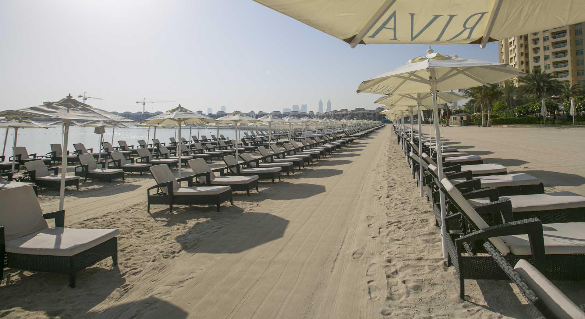Riva Beach Club, Dubai
