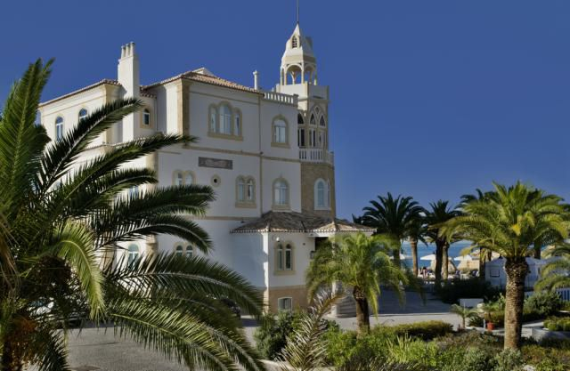 Bela Vista Hotel, unique and stylish on Portugal's Algarve.