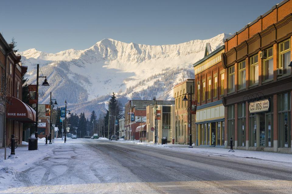 Fernie, British Columbia, Canada.