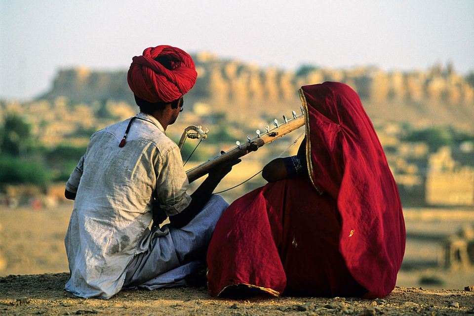 Jaisalmer, Rajasthan.